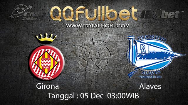 PREDIKSI BOLA ~ PREDIKSI TARUHAN BOLA GIRONA VS ALAVES 05 DESEMBER 2017 (Spanish La Liga)