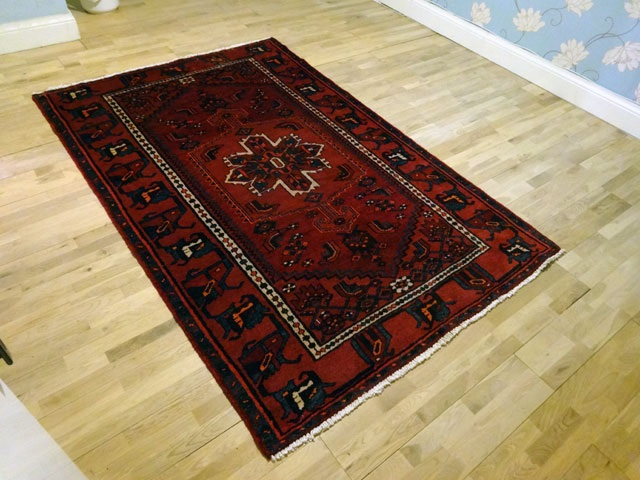 Nice Mediterranean Area Rugs to Embellish Empty Space of a Room