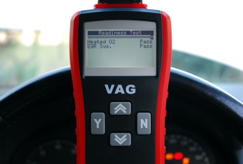 VW POLO: scan tool