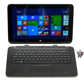 HP Split x2 13-M210dx 2-in-1 Touchscreen Bekas