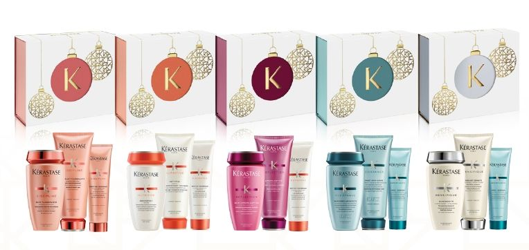 When you give the gift of Kerastase, you are giving: