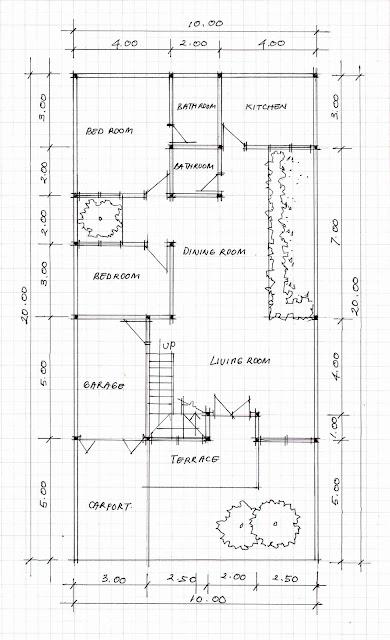 1st floor plan of home image 03