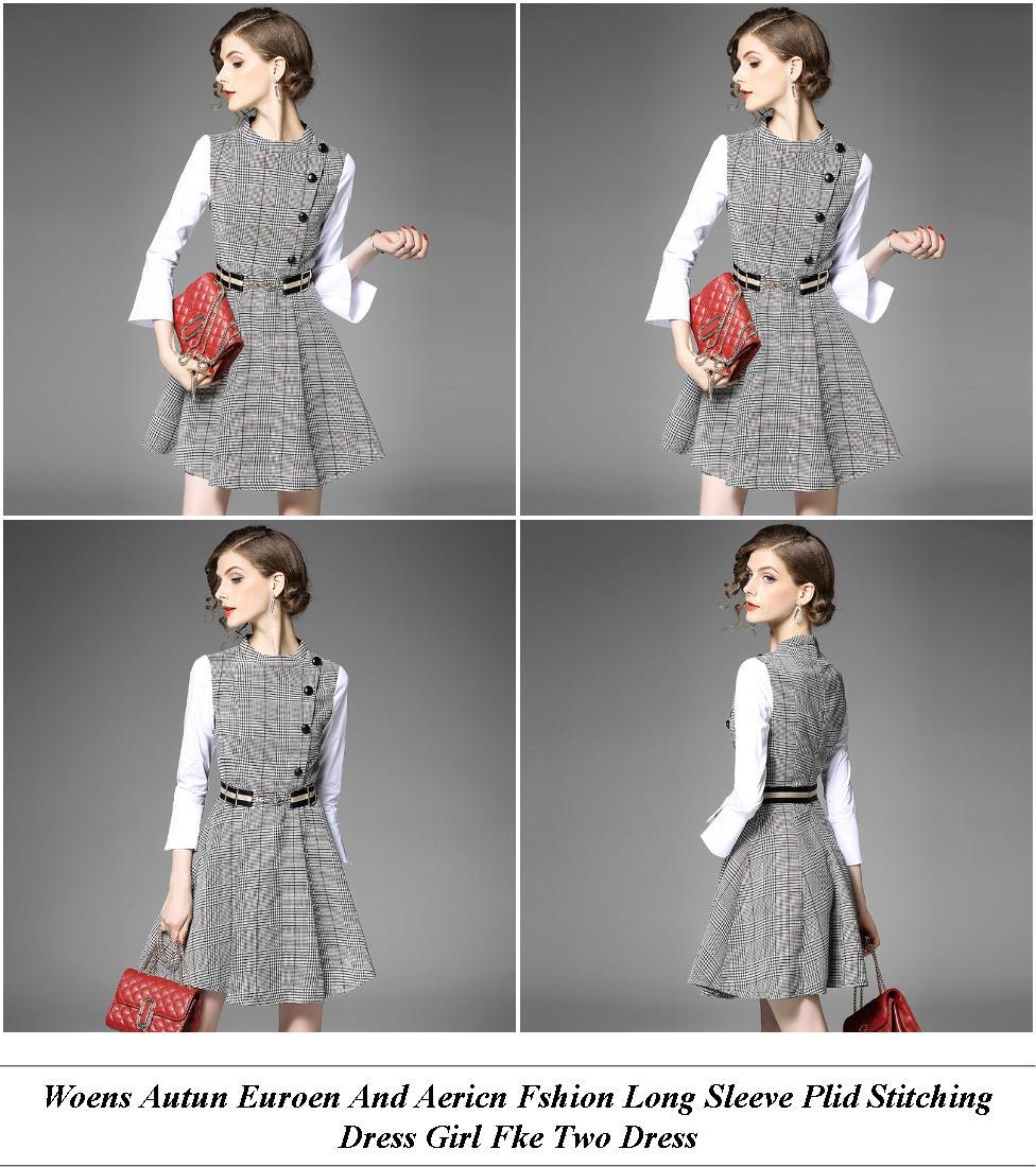 Elegant Dresses Toronto - Uy Designer Clothes Canada - Plus Size Formal Dresses Long Sleeve