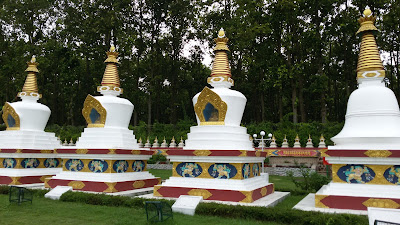 Tibetan Buddhist temple Dehradun
