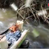 Amazing Moment Woman Uses Running Water From This River To Cook Roasted Chicken