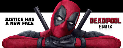 Deadpool Theatrical One Sheet Teaser Movie Poster