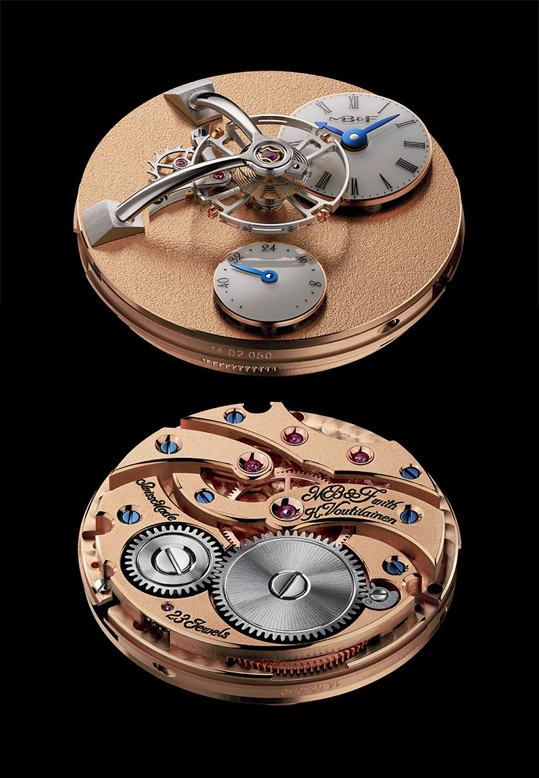 MB&F LM101 Frost Limited Edition4