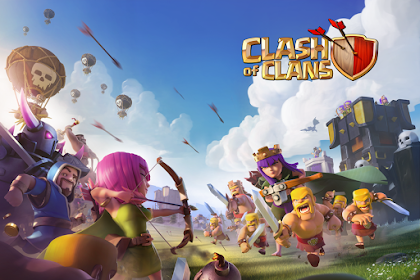 Clash of Clans v8.332.9 APK