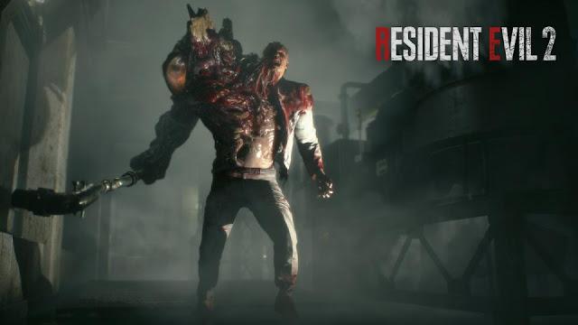 Panduan Resident Evil 2 Remake: Underground Facility - Leon