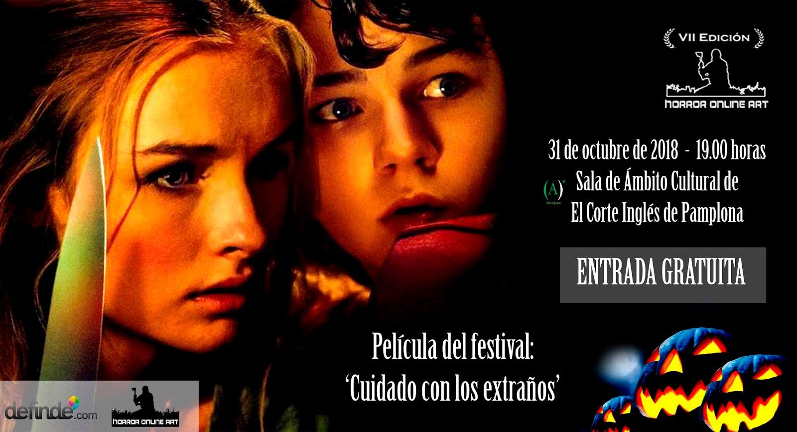 Horror Online Art Film Festival última Sesión Del Festival
