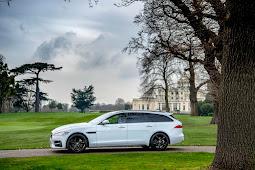 Review Jaguar XF Sportbrake 300 R-Sport 2019 UK