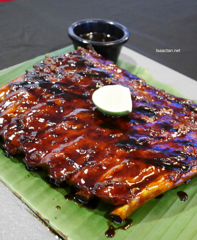 My all time favourite, Naughty Nuri's Signature Pork Ribs
