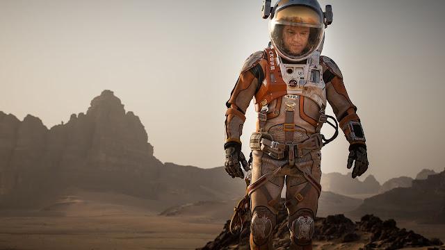 Análise Perdido em Marte