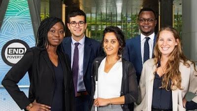 See The World Bank Group Legal Internship Program 2020