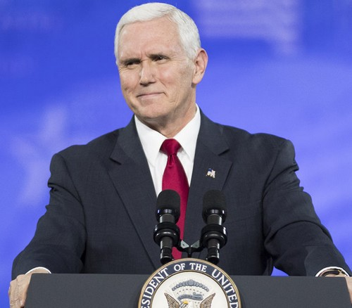 Mike Pence Time Traveler Chan