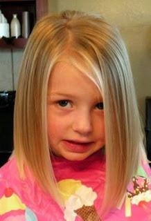 Style Rambut Poni Panjang Budak Perempuan Terkini ...