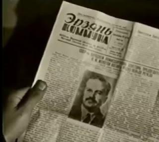 Mólotov en la prensa de la época