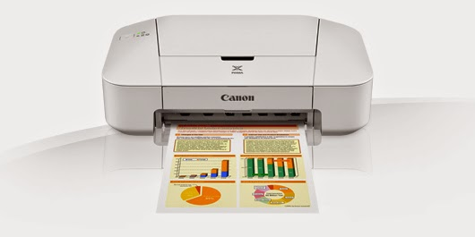 Download Printer Driver Canon PIXMA IP2850