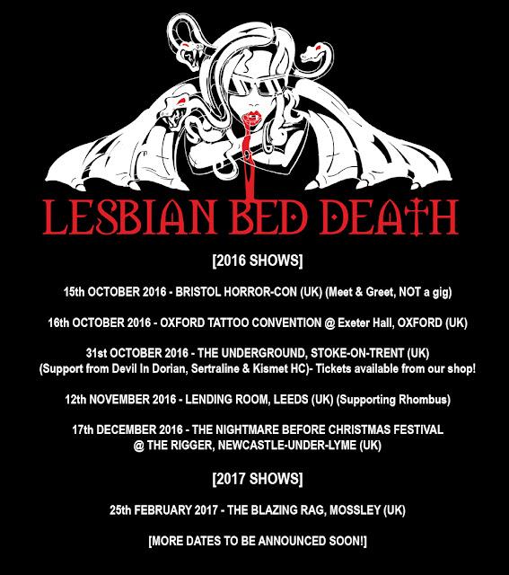 http://lesbianbeddeath.net/tour-dates.html
