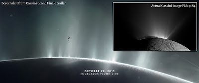 enceladus illustration vs actual