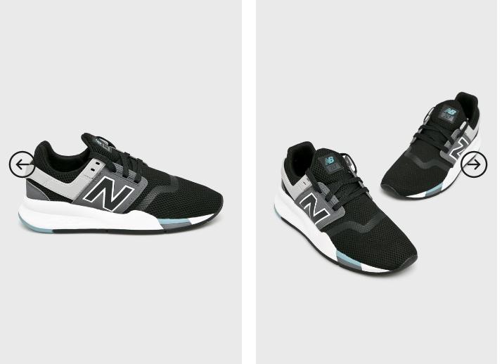 New Balance - Pantofi WS247TRD
