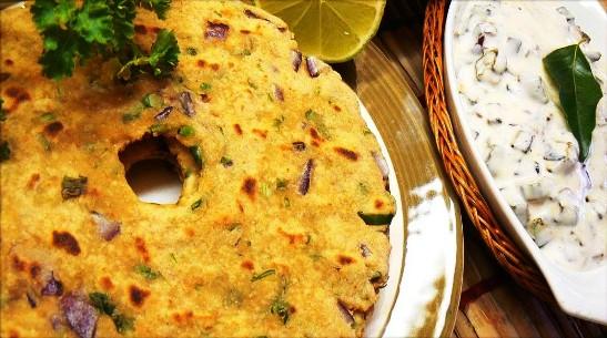 Thalipeeth Recipe in Hindi