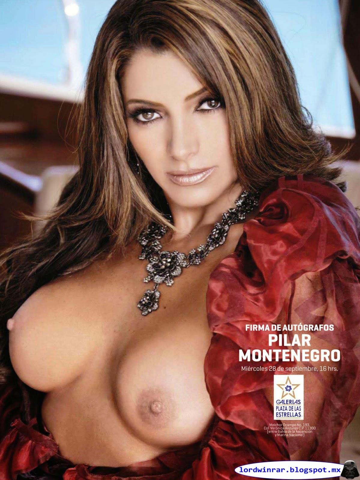 Pilar montenegro porno