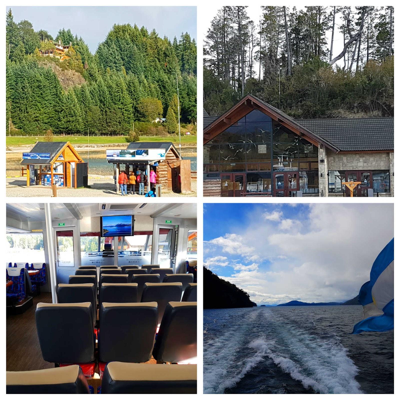 Passeio ao Puerto Blest e Cascada Los Cântaros, Bariloche.