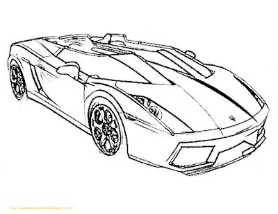 Mobil Lamborghini - 6
