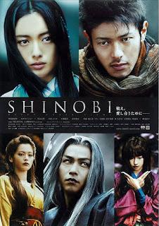 Shinobi Heart Under Blade