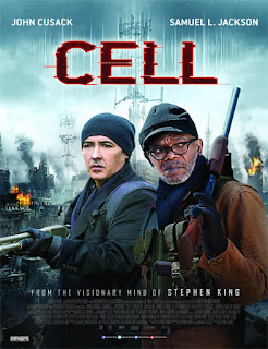 Cell (Conexión mortal) (2016) online Cell_poster_usa