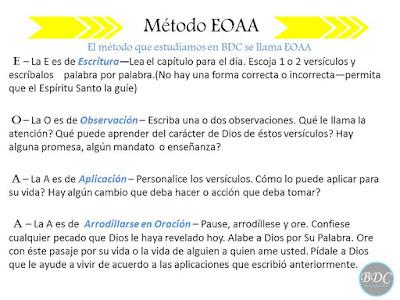 Estudio de Deuteronomio para mujeres, recursos bíblicos gratuitos para descargar. Método de estudio de biblia EOAA. Ministerio Buenos Días Chicas.