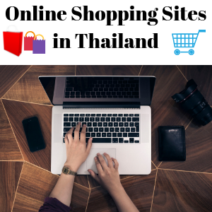 Online Shopping Sites in Thailand