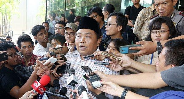 Image result for Wakil Ketua Umum Partai Gerindra Arief Poyuono