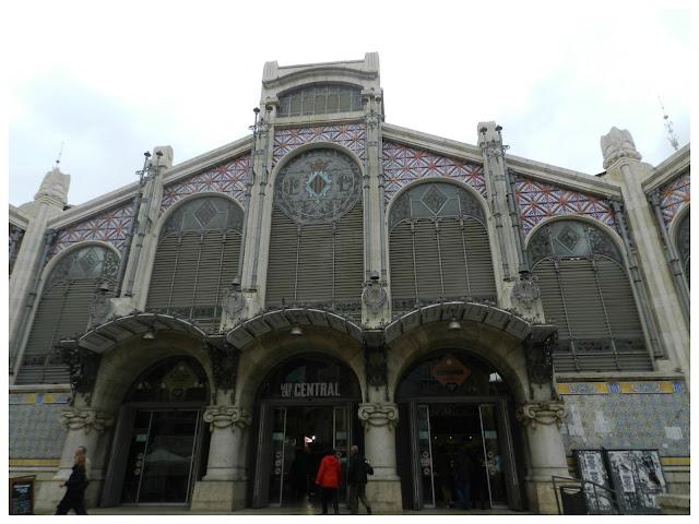 Onde comer em Valência - Mercado Central