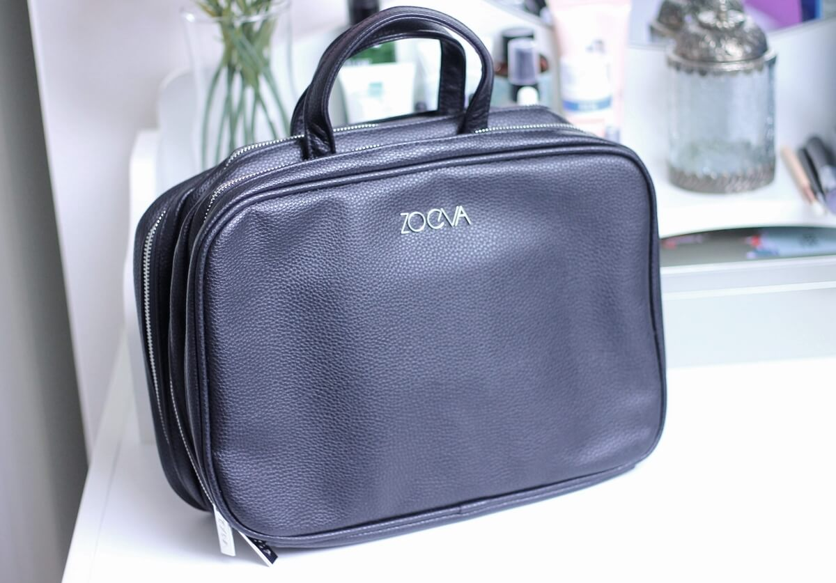 ZOEVA MAKEUP TOTE ZOE BAG review recenzija
