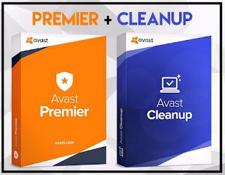 Avast! Internet Security/Premier 18.1.2326+Avast Cleanup Premium (Español)