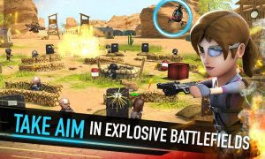 WarFriends Mod Apk Hack Full