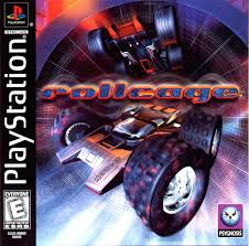 Rollcage - PS1 - ISOs Download