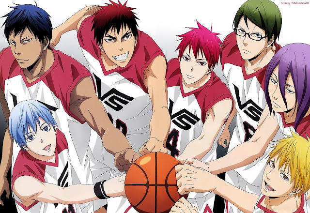 Kuroko no Basket: Last Game (2017) Subtitle Indonesia BluRay 720p [Google Drive]