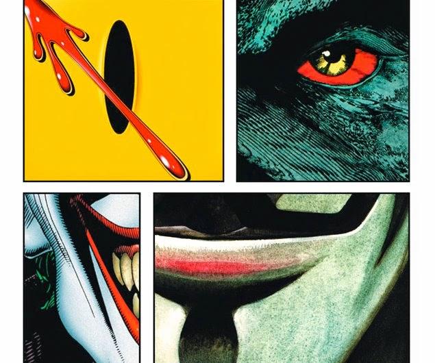 Los mejores cómics de Alan Moore