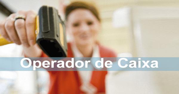 Padaria contrata Operador de Caixa no Rio de Janeiro - COMPARECER DIA 09/01