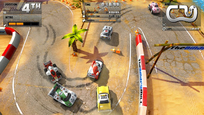 Download Mini Motor Racing For Android