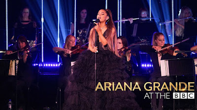 Ariana Grande's Orchestra Beauty Of 'God Is a Woman'