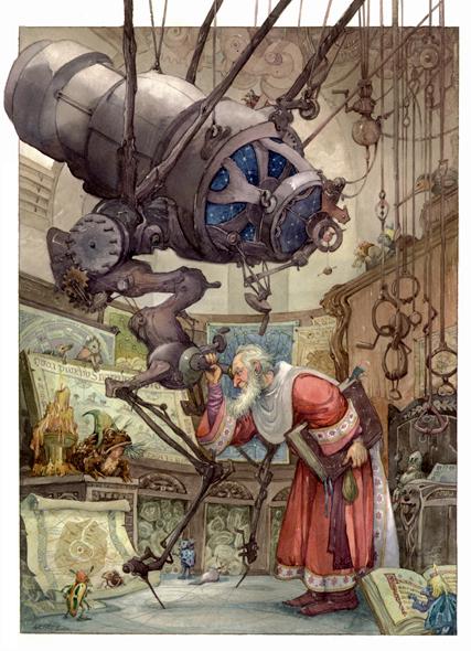 Wizard Tale Book 3