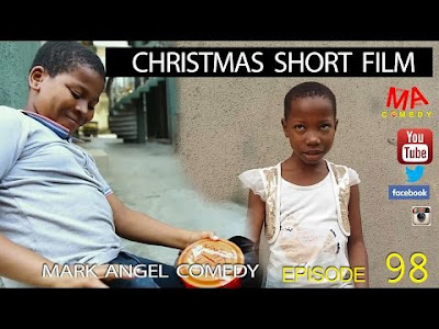 "JPEG: Mark Angel & Emanuella Comedy- ""Christmas Short Film"""