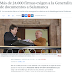 Más de 24.000 firmas exigen a la Generalitat el retorno de documentos a Salamanca