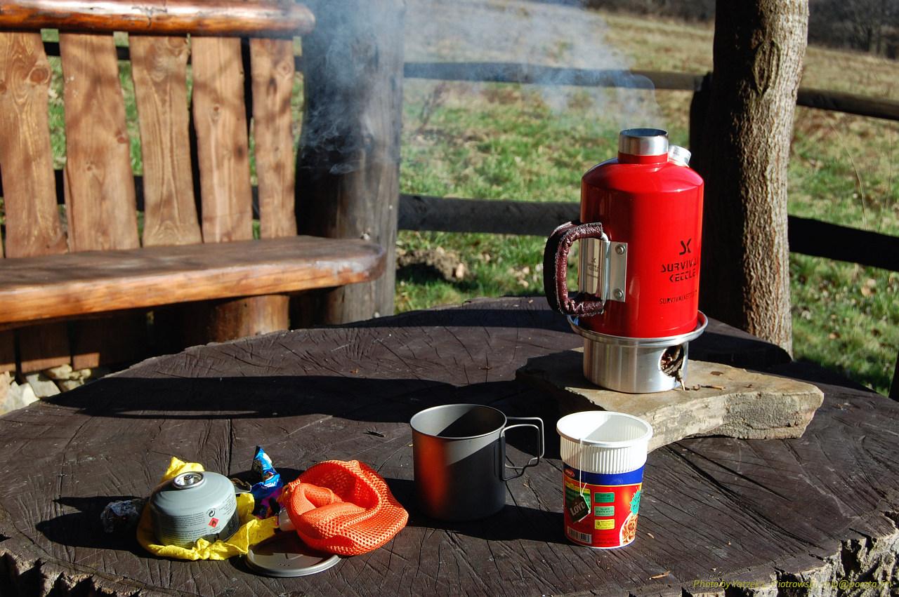 Yatzek Outdoor Kuchnia polowa  Survival Kettle -> Kuchnia Polowa Survival