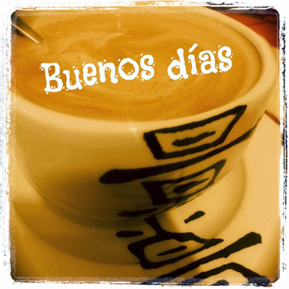 café para empezar la mañana @pamonisimayo