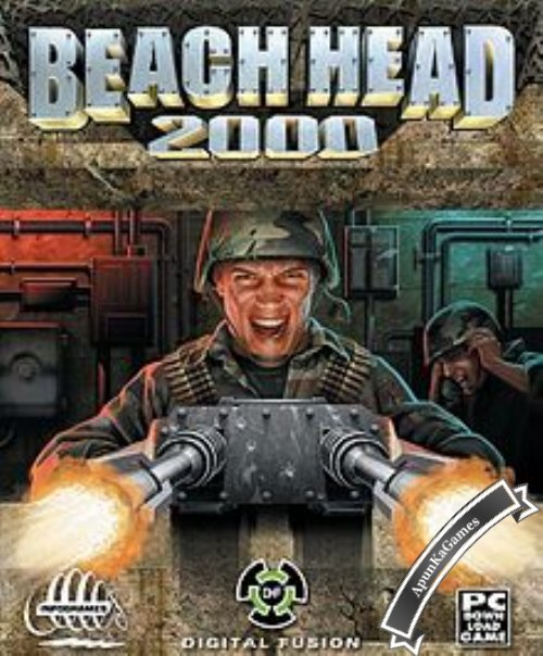 Beach Head 2000 Cover, Poster